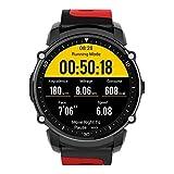XiaoMall FS08 GPS-Herzfrequenzmesser, Sportuhr