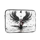 Assassin's Creed Wasserdichte Laptop-Schultertasche Messenger Bag Polyester Reißverschluss für 10...