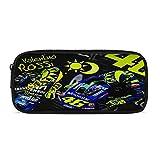 Valentino Rossi Lazy Kosmetiktasche mit Kordelzug, tragbar, groß, Reise-Kosmetiktasche,...