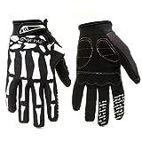 Lhbin Vollfinger-Touchscreen-Handschuhe Motorrad Winterhandschuhe Motorrad...
