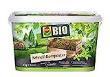 COMPO BIO Schnell-Komposter, Kompostbeschleuniger, 3 kg, 4,5 m²