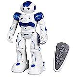 SGILE Ferngesteuerter Roboter Spielzeug fr Kinder, Intelligent Programmierbar RC Roboter mit...
