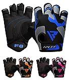 RDX Fitness Handschuhe Trainingshandschuhe Handgelenkschutz Gewichtheben krafttraining...