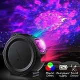 Homealexa LED Projektionslampe Sternenhimmel Projektor Romantische Nachtlicht Projektion,...