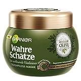 GARNIER Wahre Schätze Haar-Maske / Haarkur für intensive Haarpflege / Wirkt Vitalisierend (mit...