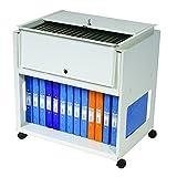 Rotadex Universal-Hngemappenwagen (Stahl, Kapazitt 120 Hngemappen Format A4/Foolscap, BxTxH 650 x...