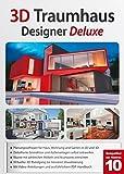 3D Traumhaus Designer Deluxe - ideal für die Architektur, Haus, Wohnplaner, Garten - für Windows...