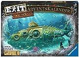 Ravensburger EXIT Adventskalender 2020 - Das gesunkene U-Boot - Ideal für Escape Room-Fans: 24...