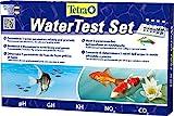 Tetra WaterTest Set (zur zuverlässigen und genauen Bestimmung von fünf entscheidenen Wasserwerten...