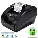 Terow Bondrucker, Etikettendrucker, Barcode-Drucker mit Hochgeschwindigkeitsdruck, Thermodrucker...