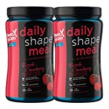 Power System Daily Shape Meal - Active Slim Shake 2 x 360g (Kirsch-Cranberry)