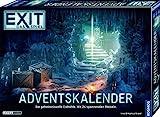KOSMOS 693206 EXIT - Das Spiel Adventskalender 2020 Die geheimnisvolle Eishöhle, mit 24 spannenden...