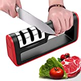 MDQ Messerschrfer Profi, 3 in 1 kchenmesser Schrfer Knife Sharpener Aktualisierte Version...