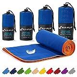 Fit-Flip Microfaser Handtücher Set – 16 Farben, viele Größen – Ultra leicht & kompakt – das...