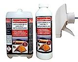 CleanPrince Cabrio- und Zelt-Imprägnierspray 2,5 Liter | Cabrio Cabriolet Cabrioimprägnierung...