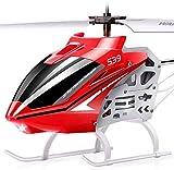 SYMA ferngesteuerter helikopter RC Hubschrauber 3.5 Kanal 2.4 Ghz LED Leucht und Gyro-Technik...