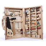 gaeruite 16 stücke Kinder Spielzeug Emulational Repair Tool Kit für Kinder, Handwerkzeuge...
