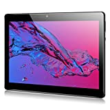 Qimaoo Tablet 10 Zoll Android 10.0, 4 GB RAM 128 GB ROM, Octa Core Prozessor, 4G LTE Dual SIM, HD...