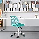 Bürostuhl Fanilife Drehstuhl Schreibtischstuhl Bürostuhl Kinder Arbeitsstuhl höhenverstellbar,...