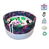 BabyBall - Bällebad für Kinderzimmer, Baby- und Kinderspielbad in 18 Farbvarianten zur Auswahl,...