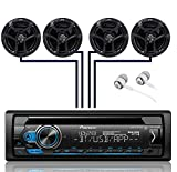 Pioneer DEH-S4100BT Single DIN Bluetooth In-Dash CD USB MP3 AUX AM/FM MIXTRAX Pandora Spotify...