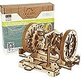 UGEARS STEM Lab 3D Puzzles - Spielset STEM - 3D Holzbausatz - DIY Mechanical Science Kit -...