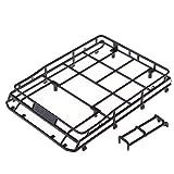 Sharplace Gepäckträger Dachträger für 1/12 RC Crawler MN90 D90 Defender