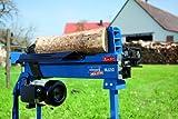 Scheppach Holzspalter Brennholzspalter HL650 inkl. Untergestell - 6,5t Spaltkraft