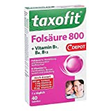 Taxofit Folsäure 800 Depo 40 stk