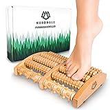 Hochwertiger Fußroller zur Stressreduzierung und Entspannung durch Triggerpunkt-Therapie -...