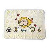 SODIAL 100X70Cm Coral Fleece Hund Katze Bett Pet Blanket Soft PlSch Puppy Mat Winter Warm Kleine und...