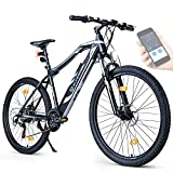 "BLUEWHEEL E-Bike 27,5"" & 29"" I Deutsche Qualitätsmarke | EU-konform E-Mountainbike 21 Gänge &..."