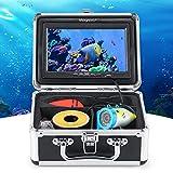 Magreel Angelkamera unterwasserkamera Nachtsicht Fisch Sucher Unterwasser Kamera Fischfinder Angel...