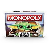 Monopoly: Star Wars Das Kind Edition, Brettspiel für Familien und Kinder ab 8 Jahren, mit dem Kind,...