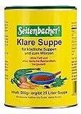 Seitenbacher Klare Suppe ohne Fett, 500 g