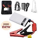 LIMEID 400A Starthilfe mit Auto Boost 20000mAh für 12V Autobatterie und Hochleistungs- Akku...