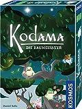 KOSMOS 692933 - Kodama Die Baumgeister, Legespiel mit einfachen Regeln in bezaubernder Japan-Optik,...