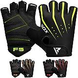 RDX Gym Fitness Handschuhe Gewichtheben Bodybuilding Sports Trainingshandschuhe Workout Gloves...