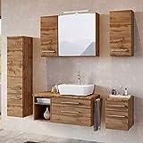Lomadox Badezimmer Mbel Konfigurator Wotaneiche Nb. Jetzt selbst zusammenstellen