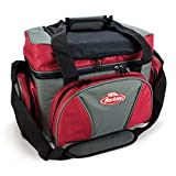 BerkleyGertetasche Bag System inkl. 4 Boxen Rot/Grau