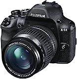 Fujifilm X-S1 Bridge-Kamera (12 Megapixel CMOS, 7,6 cm (3 Zoll) Display, Full-HD Video,...