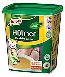 Knorr Hühner Kraftbouillon Hühnerbrühe (mit kräftigem Huhngeschmack) 1er Pack (1 x 1 kg)