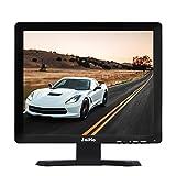 JaiHo 15-Zoll-LCD-Monitor HDMI-VGA-Monitor, 1024x768 Auflösung Monitor-Farbbildschirm mit...