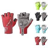 snaked cat Schlangenkatzen-Handschuhe, Unisex, halbe Finger, Mountainbike-Handschuhe, rutschfest,...
