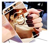 for iPhone 5S Case Diamond Rhinestone Mirror Phone Bag Back Cover for iPhone X 8 6 6S 7 Plus XR XS...