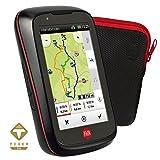 Falk Fahrrad GPS Navigationsgerät Tiger PRO kapazitives Display 25 Länder Premium-Karte...