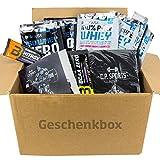 C.P. Sports BioTech USA 15 Artikel Mix Box/Probier Set/Proben/Testpaket – Whey Protein Eiweiß...