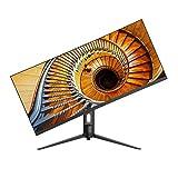 YILANJUN LCD Monitor, VA-Panel, 29-Zoll 1500R, 4 ms, 2560 * 1080, 75 Hz, Pip/PBP-Split-Bildschirm,...