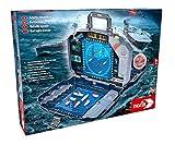 noris 606104435 Schiffe Versenken Light & Sound-Aktionsspiel für Die ganze Familie-Spielzeug ab 5...