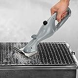 Yxp Edelstahlgrill-Werkzeuge Mit Dampfreiniger, Grillbürste